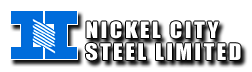 Nickel City Steel Limited Logo